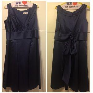 Da Vinci Bridesmaid Dress Style 9201 Size 16W